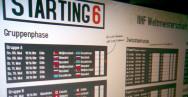 WM Spielplan Poster