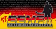 Echte Eishockeyfans legt los